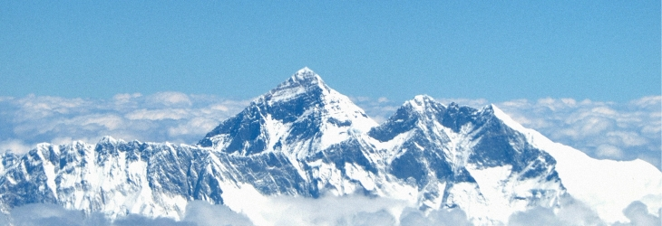 Mount Everest Lanscape